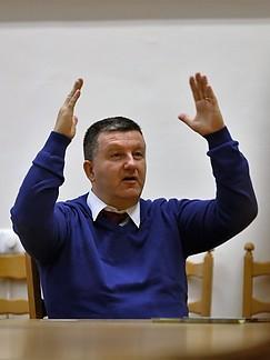 Marácz László professzor, az Amszterdami Egyetem oktatója